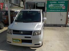 沖縄の中古車 三菱 eKスポーツ 車両価格 25万円 リ済込 平成16年 9.0万K シルバーM