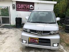 沖縄の中古車 ホンダ ゼストスパーク 車両価格 34万円 リ済込 平成21年 12.4万K シルバー
