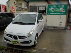 沖縄の中古車 スバル R2 車両価格 14万円 リ済込 平成16年 8.0万K パールホワイト