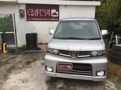 沖縄の中古車 ホンダ ゼストスパーク 車両価格 34万円 リ済込 平成21年 12.0万K シルバーM