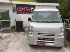 沖縄の中古車 スズキ エブリイ 車両価格 43万円 リ済込 平成23年 10.0万K シルバーM