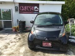 沖縄の中古車 三菱 アイ 車両価格 27万円 リ済込 平成19年 9.0万K ブラック