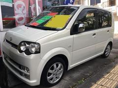 沖縄の中古車 ダイハツ ムーヴ 車両価格 20万円 リ済込 平成15年 15.0万K パールホワイトI