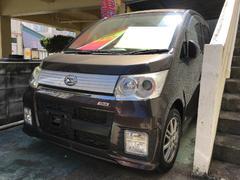 沖縄の中古車 ダイハツ ムーヴ 車両価格 49万円 リ済込 平成22年 7.3万K ブラウン