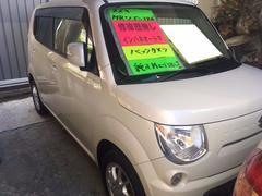 沖縄の中古車 スズキ MRワゴン 車両価格 64万円 リ済込 平成23年 8.3万K パールホワイト