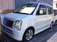 沖縄の中古車 スズキ ワゴンR 車両価格 34万円 リ済込 平成18年 5.3万K パールホワイト