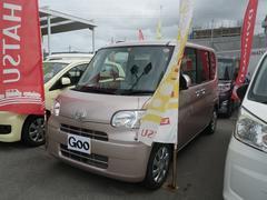 沖縄の中古車 ダイハツ タント 車両価格 98万円 リ済別 平成24年 1.9万K ピンク
