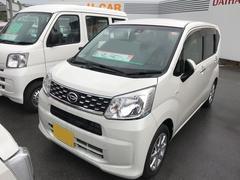 沖縄の中古車 ダイハツ ムーヴ 車両価格 124万円 リ済別 平成27年 0.7万K ホワイト