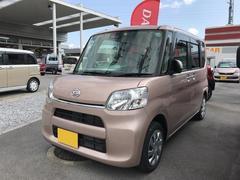 沖縄の中古車 ダイハツ タント 車両価格 130万円 リ済別 平成29年 1.3万K ピンク