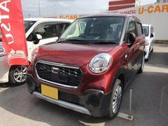 沖縄の中古車 ダイハツ キャスト 車両価格 118万円 リ済別 平成28年 0.4万K レッド