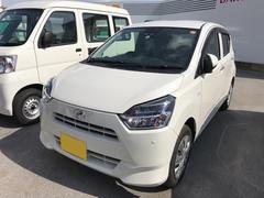 沖縄の中古車 ダイハツ ミライース 車両価格 111万円 リ済別 平成29年 0.3万K パールホワイト