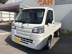 沖縄の中古車 ダイハツ ハイゼットトラック 車両価格 94万円 リ済別 平成29年 5K ホワイト