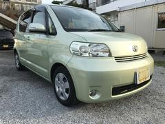 沖縄の中古車 トヨタ ポルテ 車両価格 32万円 リ済込 平成21年 10.3万K Lグリーン