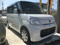 沖縄の中古車 マツダ フレアワゴン 車両価格 85万円 リ済込 平成27年 2.6万K パールホワイト