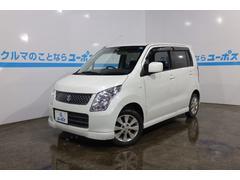 沖縄の中古車 スズキ ワゴンR 車両価格 59万円 リ済別 平成21年 2.4万K ホワイトM