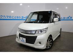 沖縄の中古車 スズキ パレットSW 車両価格 55万円 リ済別 平成21年 10.9万K パールホワイト