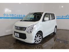 沖縄の中古車 スズキ ワゴンR 車両価格 65万円 リ済別 平成24年 5.3万K パールホワイト