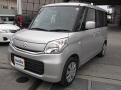 沖縄の中古車 スズキ スペーシア 車両価格 109万円 リ済込 平成27年 1.0万K シルバー