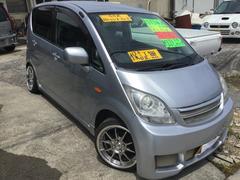 沖縄の中古車 ダイハツ ムーヴ 車両価格 44万円 リ済込 平成19年 10.7万K シルバーM