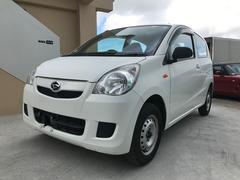 沖縄の中古車 ダイハツ ミラ 車両価格 19万円 リ済込 平成23年 9.3万K ホワイト