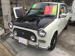沖縄の中古車 ダイハツ ミラジーノ 車両価格 27万円 リ済込 平成12年 12.4万K パールホワイト