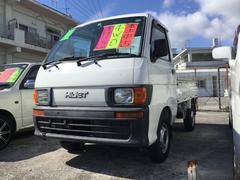 ハイゼットトラックスペシャル・4WD・本土中古車・低走行