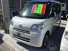 沖縄の中古車 ダイハツ タント 車両価格 49万円 リ済込 平成23年 9.7万K パールホワイト
