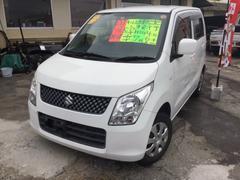 沖縄の中古車 スズキ ワゴンR 車両価格 43万円 リ済込 平成22年 4.7万K ホワイト