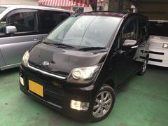 沖縄の中古車 ダイハツ ムーヴ 車両価格 36万円 リ済別 平成18年 8.6万K ブラックM