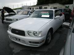 沖縄の中古車 日産 グロリア 車両価格 40万円 リ済込 平成8年 9.7万K パールホワイト