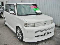 沖縄の中古車 トヨタ bB 車両価格 45万円 リ済込 平成12年 9.1万K ホワイト