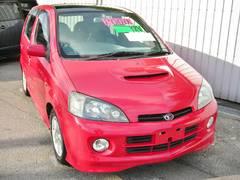沖縄の中古車 ダイハツ YRV 車両価格 44万円 リ済込 平成12年 5.0万K レッド