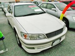 沖縄の中古車 トヨタ マークIIクオリス 車両価格 34万円 リ済込 平成9年 3.0万K パール