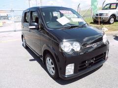 沖縄の中古車 ダイハツ ムーヴ 車両価格 44万円 リ済込 平成18年 9.4万K ブラック