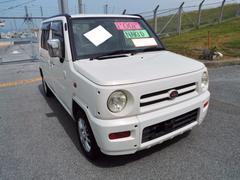沖縄の中古車 ダイハツ ネイキッド 車両価格 44万円 リ済込 平成14年 9.8万K パール