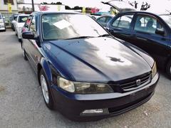 沖縄の中古車 ホンダ アコード 車両価格 44万円 リ済込 平成12年 7.7万K シルバー