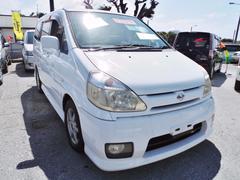 沖縄の中古車 日産 セレナ 車両価格 47万円 リ済込 平成11年 8.1万K ホワイト