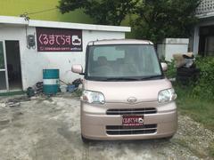 沖縄の中古車 ダイハツ タント 車両価格 33万円 リ済込 平成20年 17.1万K ピンクM