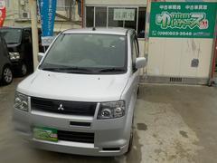 沖縄の中古車 三菱 eKスポーツ 車両価格 21万円 リ済込 平成16年 8.2万K シルバーM