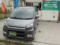 沖縄の中古車 ダイハツ ムーヴ 車両価格 37万円 リ済込 平成20年 8.8万K グレーM