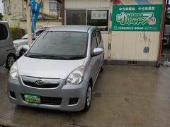 沖縄の中古車 ダイハツ ミラ 車両価格 26万円 リ済込 平成24年 10.7万K シルバーM