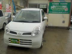 沖縄の中古車 日産 モコ 車両価格 22万円 リ済込 平成19年 15.7万K パールホワイト