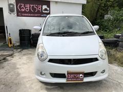 沖縄の中古車 スバル R2 車両価格 14万円 リ済込 平成16年 9.3万K ホワイトM