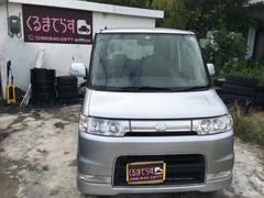 沖縄の中古車 ダイハツ タント 車両価格 25万円 リ済込 平成17年 15.0万K シルバーM