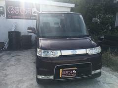 沖縄の中古車 ダイハツ タント 車両価格 26万円 リ済込 平成17年 11.0万K ワインM