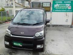 沖縄の中古車 ダイハツ ムーヴ 車両価格 27万円 リ済込 平成20年 13.4万K パープルM