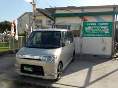 沖縄の中古車 ダイハツ タント 車両価格 22万円 リ済込 平成18年 15.7万K ゴールドM