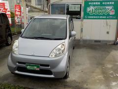 沖縄の中古車 ホンダ ライフ 車両価格 15万円 リ済込 平成16年 9.8万K シルバーM