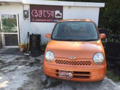 沖縄の中古車 ダイハツ ムーヴラテ 車両価格 19万円 リ済込 平成19年 11.5万K オレンジM