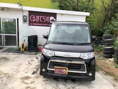 沖縄の中古車 ダイハツ タント 車両価格 72万円 リ済込 平成23年 5.8万K ブラックマイカメタリック